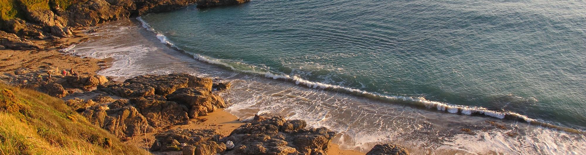 Mattescombe beach