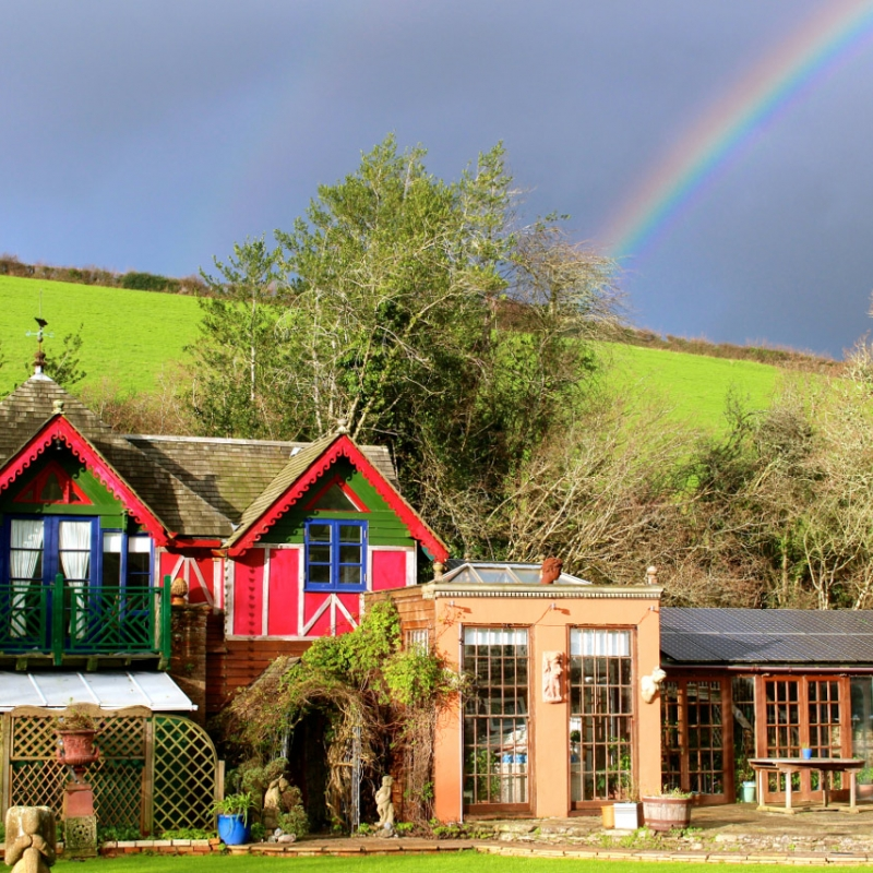 Welcome to Fingals our Devon heaven!
