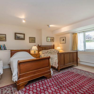 Lower Mill House triple beds