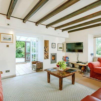 Upper Mill House Sitting Room