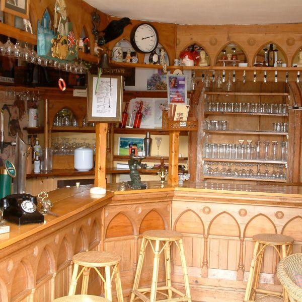 Bar at Fingals