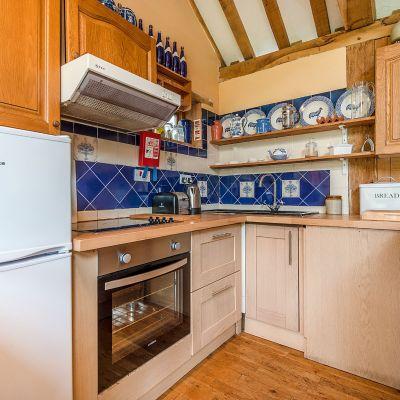 The Barn Kitchen