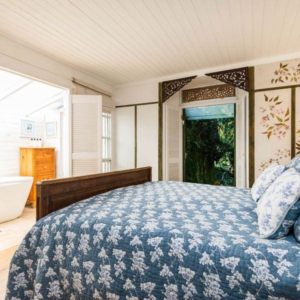 The Folly bedroom